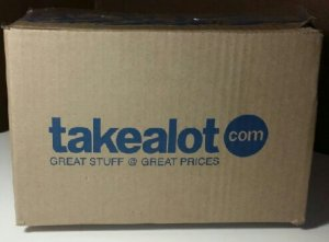 Takealot box