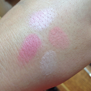 Swatches courtesy of Madeleine Loves blog