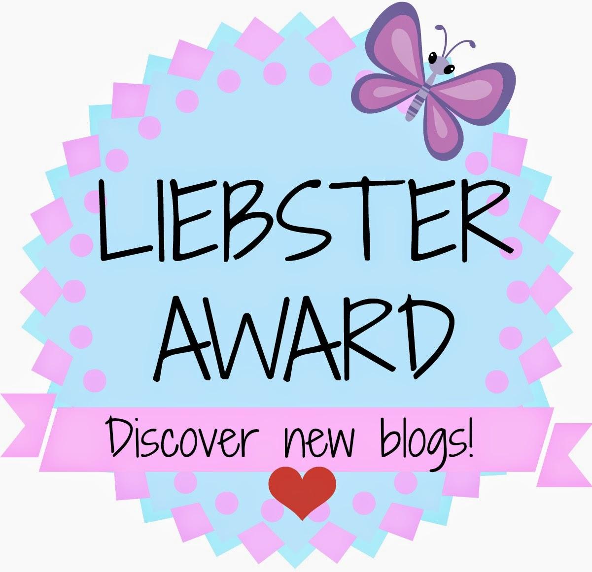 Assegnazione Liebster Award 2016