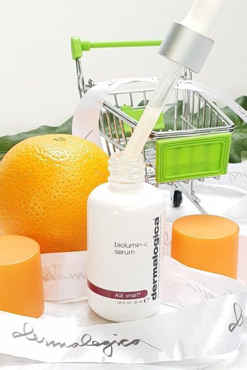 Dermalogica Biolumin-C Serum changed my skin